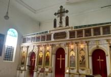 Rota da Fé em São Paulo Igreja Ortodoxa Antioquina