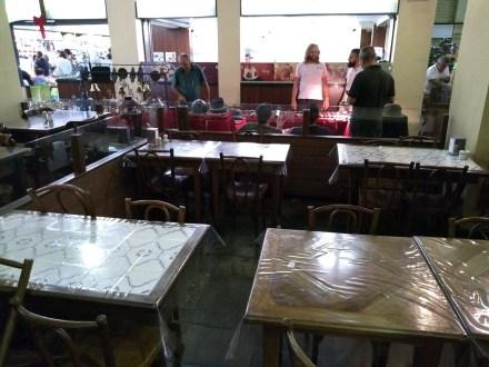 Mercado Público de Porto Alegre Gambrinus