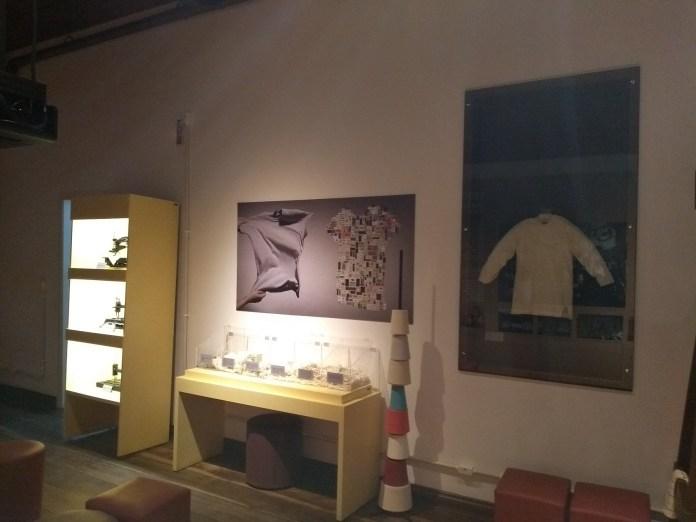 Museu Hering Primeira Camiseta