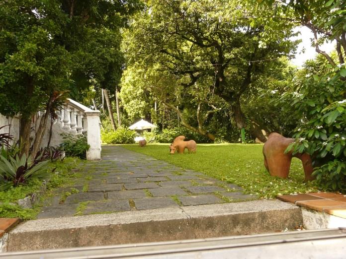 Olinda Pernambuco jardins