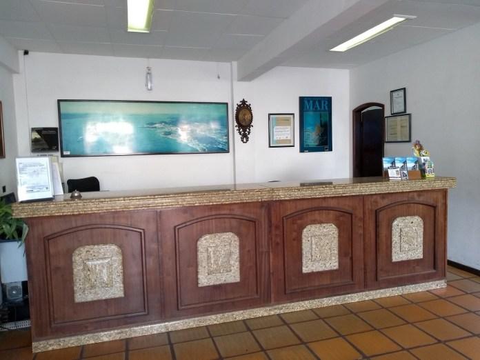 Zibamba Hotel São Francisco do Sul Recepção