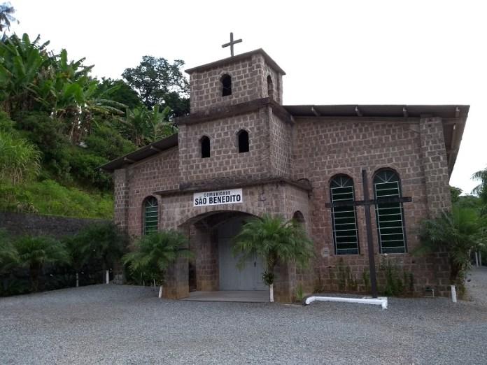Jaraguá do Sul Igreja de São Benedito