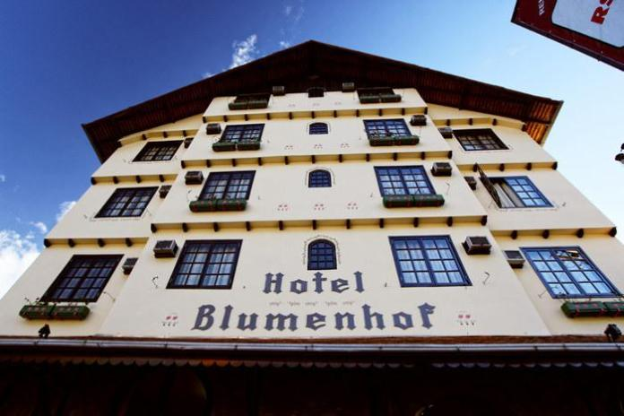 Blumenau Hotéis Blumenhof