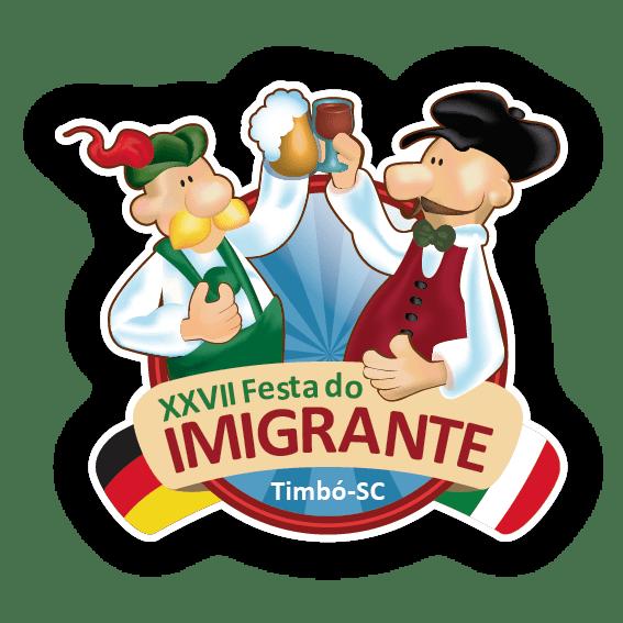 Festas de Outubro em Santa Catarina Festa do Imigrante Timbó