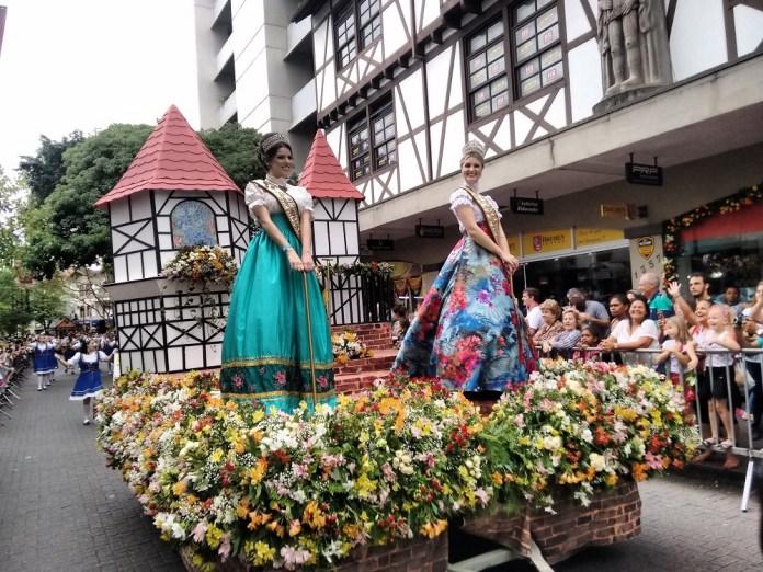 Oktoberfest Blumenau Realeza