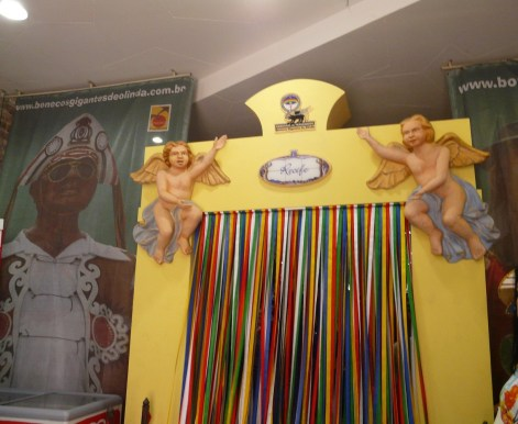 Recife a Veneza Brasileira Bonecos Gigantes de Olinda