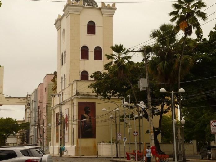 Recife a Veneza Brasileira Torre Malakoff