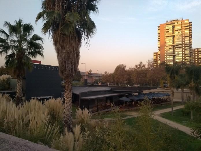 Santiago do Chile Restaurante Mestizo