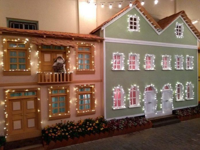 Weihnachtsfest Festa de Natal Pomerode
