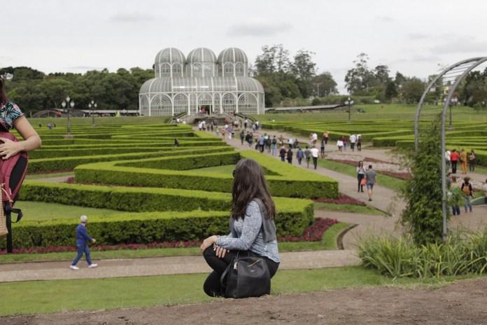 Encontro RBBV Jardim Botânico de Curitiba