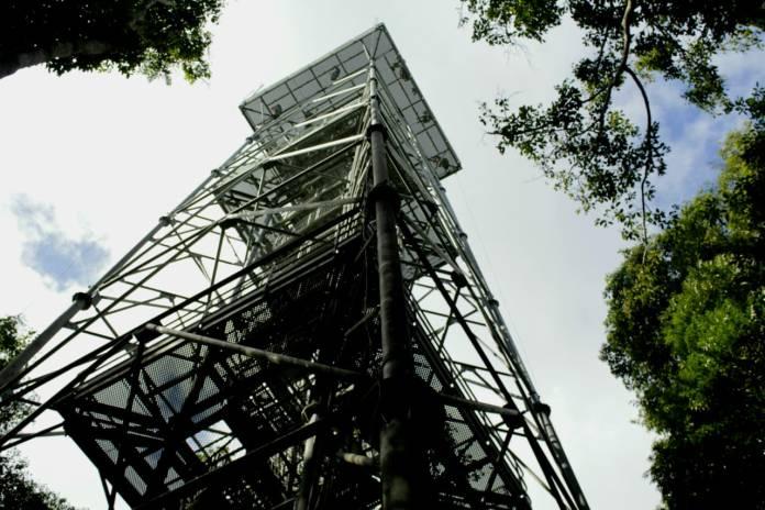 MUSA- Museu da Amazônia Manaus Torre