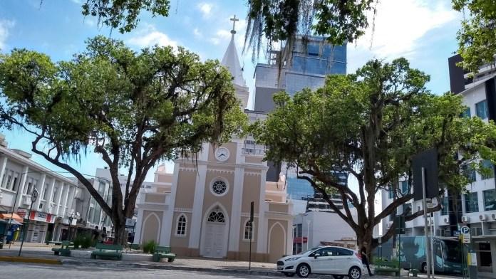 O que fazer em Itajaí Igreja da Imaculada Conceição