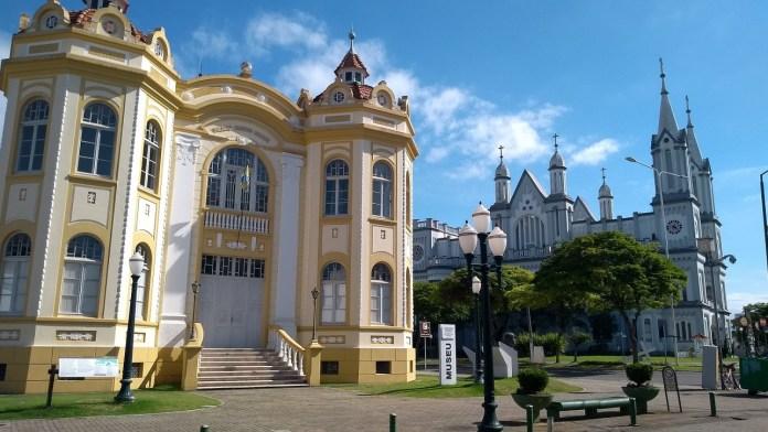 O que fazer em Itajaí  Museu Histórico