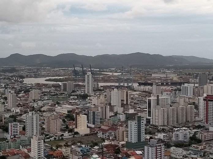 O que fazer em Itajaí Morro da Cruz