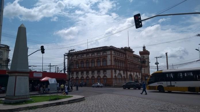 Manaus, a Paris dos Trópicos - Prédio da Alfândega