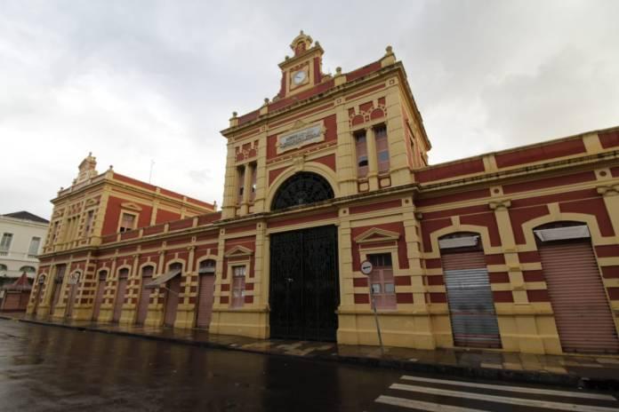 Manaus, a Paris dos Trópicos - Mercado Adolpho Lisboa