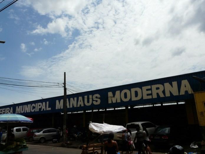 Feira da Manaus Moderna