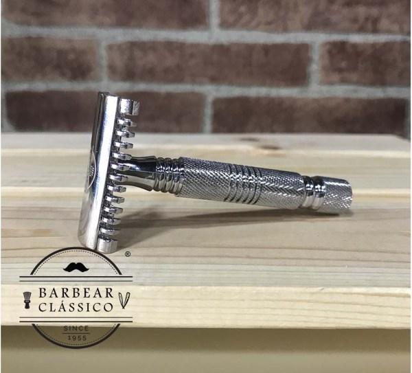 Máquina barba tradicional Barbear clássico BC9