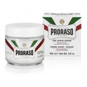 Proraso pre-shave peles sensíveis 100ml