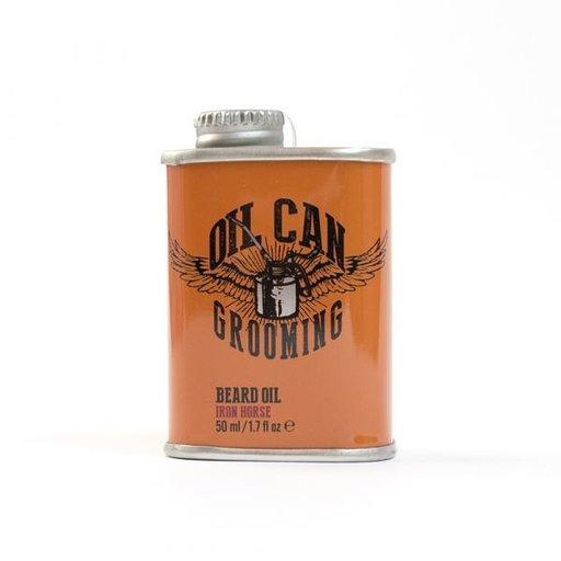 Oil Can Gromming Iron Horse beard oil - 50ml