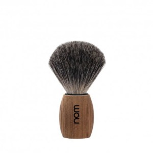Pincel de barbear Nom Cinza (Serie Ole Madeira Spruce)