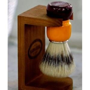 Suporte para pincel de barba Antiga Barbearia do Bairro