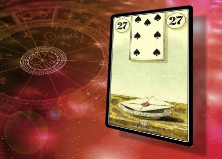 sibille lenormand 27: Lettera
