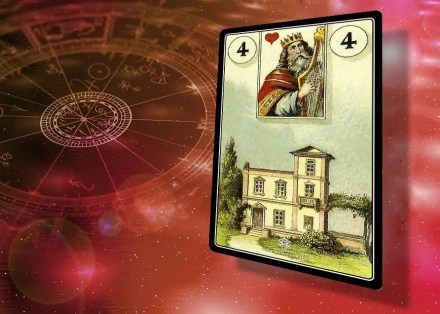 sibille lenormand 4: Casa