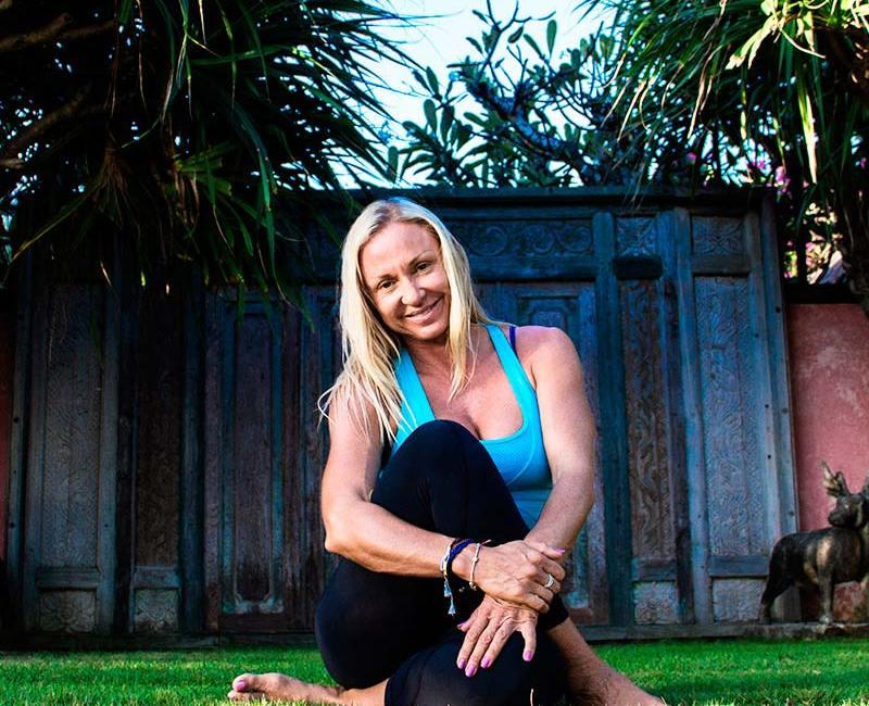 Amanda Williams Yoga Instructor Bali Ocean Soul Retreat