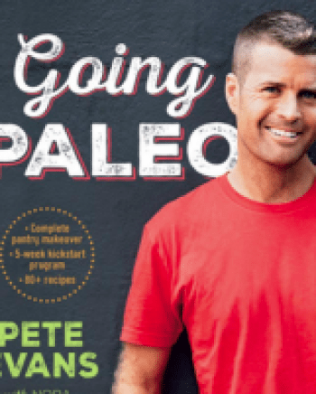 pete evans books