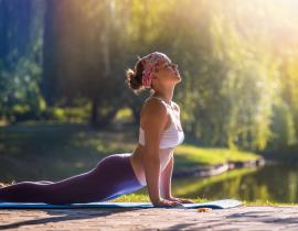 how to do sun salutation yoga poses