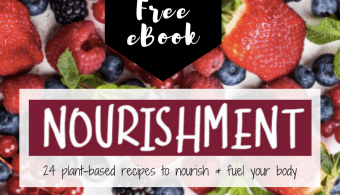 Plant-Based Recipe eBook Download