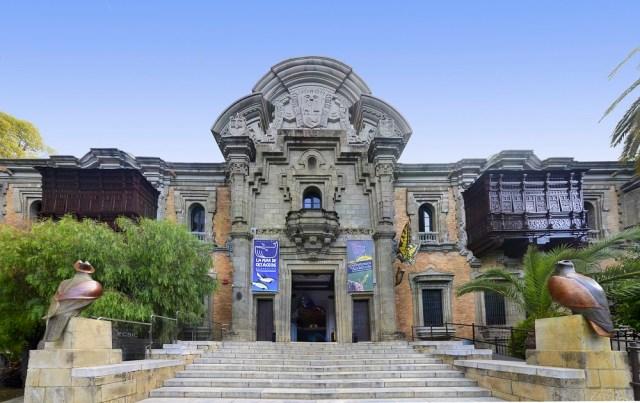 Pabellón de Perú Sevilla