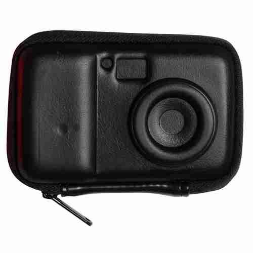Custodia fotocamera nera