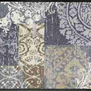 Tappeto Wash+dry Kleen-tex  Armonia Grey cm.50x75