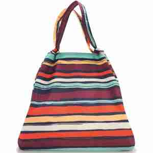 Mini maxi Loftbag artist stripes Reisenthel