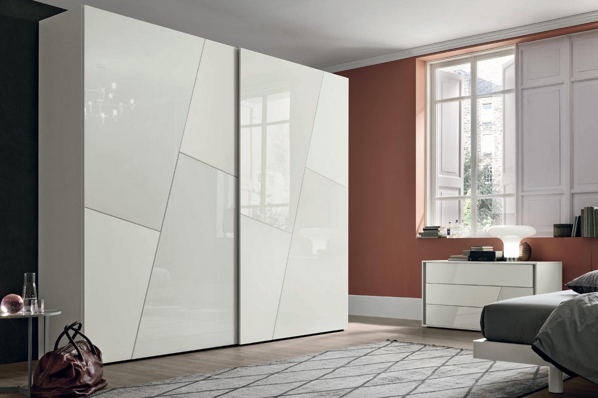 Armadi Firenze Armadio Art129T137 anta scorrevole vetro
