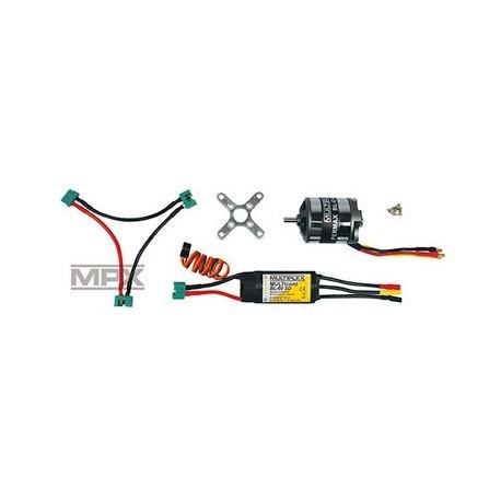 Multiplex Set motorizzazione FunCub XL (art. 332610