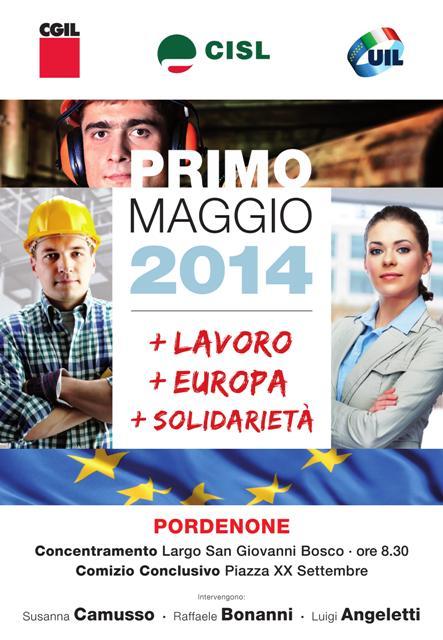 PRIMO MAGGIO A PORDENONE0001