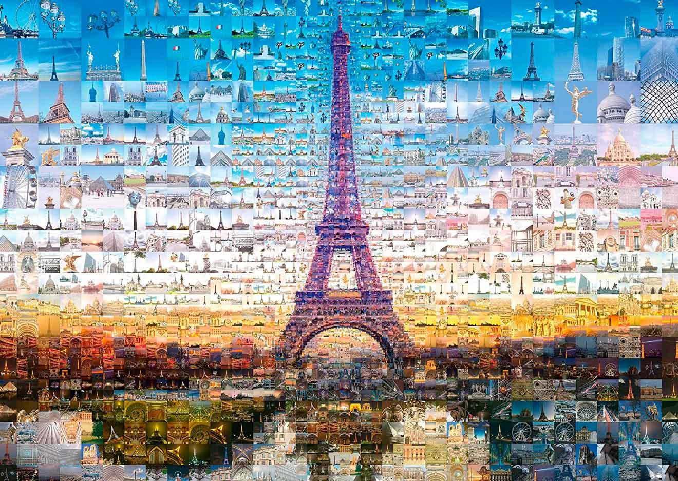 Comprar Puzzle Schmidt Paris de 1000 Piezas  Schmidt59580