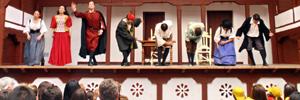Week-end avec le théâtre à Almagro