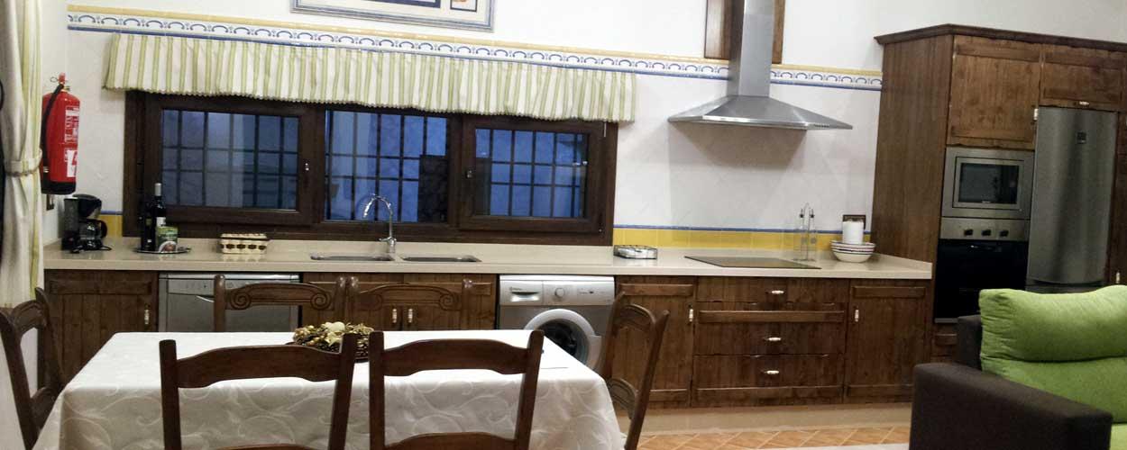Cocina Casa Sancho
