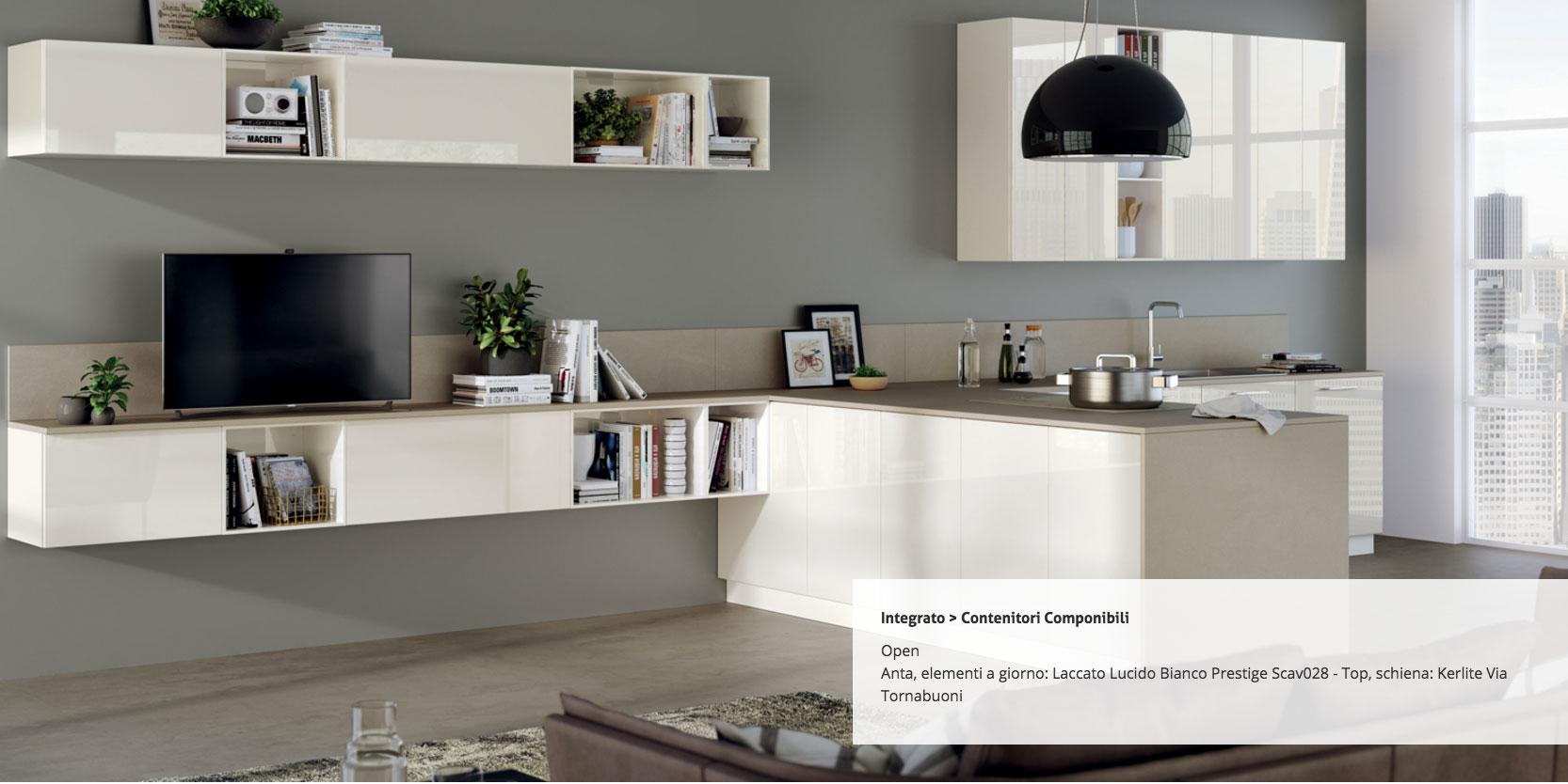 Soggiorno Moderno Scavolini - Idee per la decorazione di interni ...