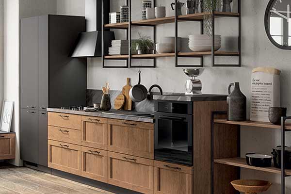 Cucina Scavolini Sax  Tutti i dettagli del nuovo progetto