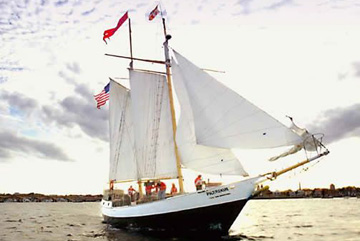 Schooner Freedom Cruise