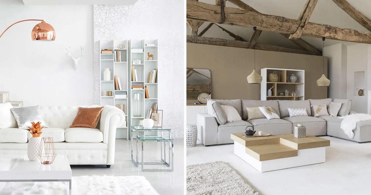 Cucine maison du monde accessori e mobili in stile shabby. Mobili Per Il Soggiorno Maisons Du Monde 15 Idee Per Un Salotto Moderno