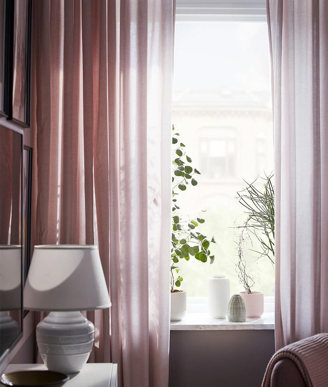 Scegliere le tende per casa tua non è facilissimo dato che ci sono moltissimi modelli e dettagli che caratterizzano le tende leroy merlin, ikea, amazon. Tende Ikea 8 Ispirazioni Per Una Primavera A Colori Ispiratevi