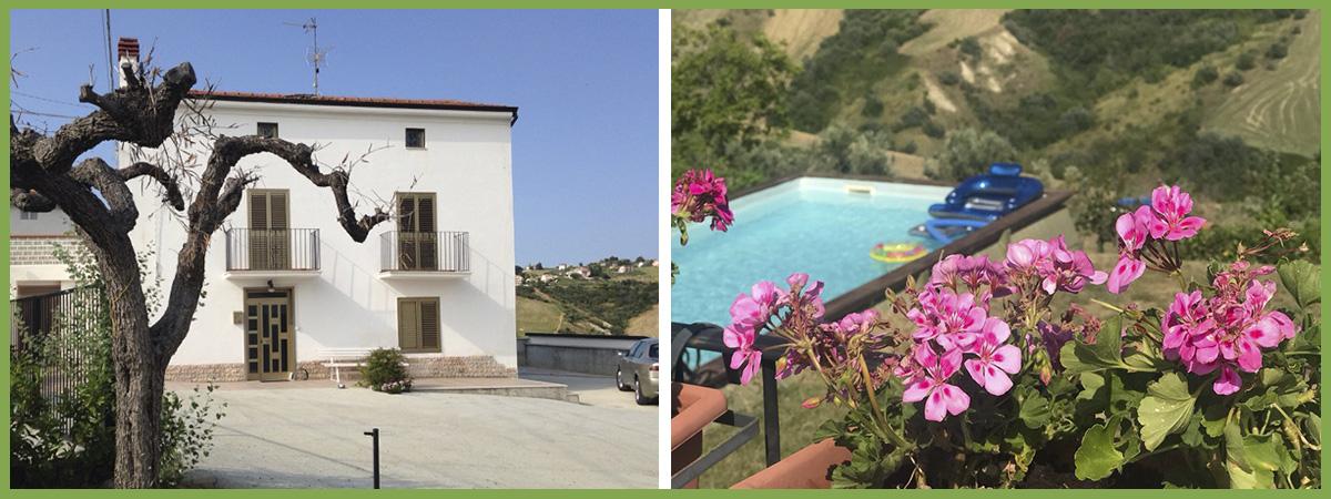 Traditional Italian Farmhouse To Rent  Castel Frentano