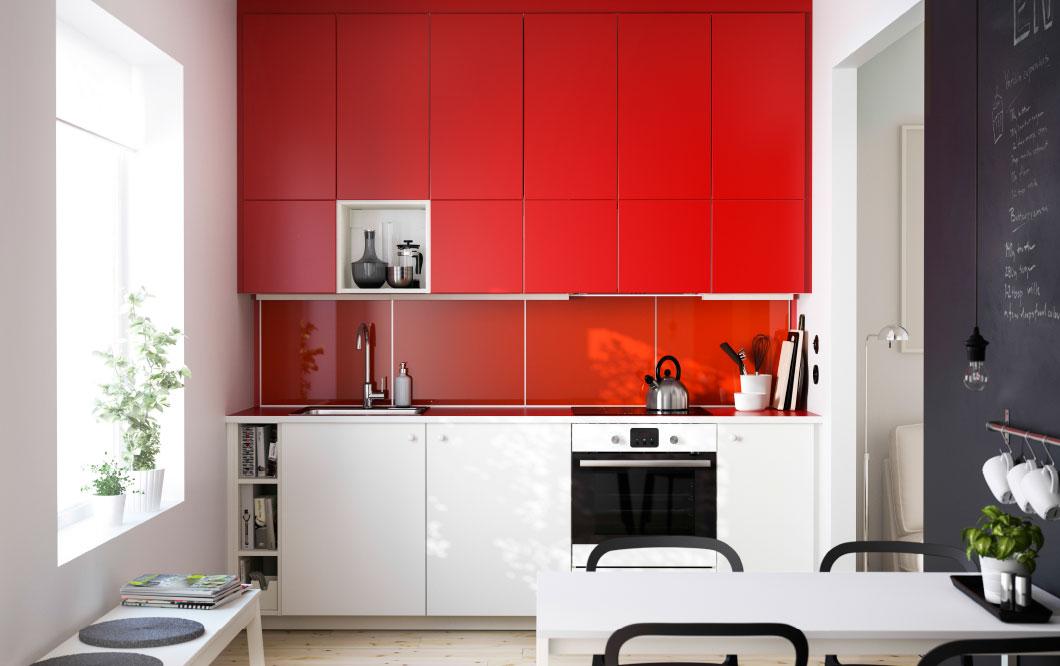 In cucina diamo spazio al colore  Casa di stile