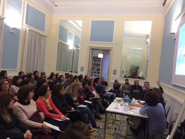 Corso per insegnanti alla 'Casa don Puglisi' di Modica